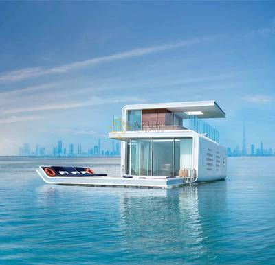 2 Bedroom Villa for Sale in The World Islands, Dubai - Stunning Floating Villa With Money Back Guarantee !!