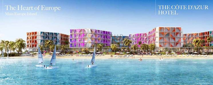 1 Bedroom Apartment for Sale in The World Islands, Dubai - GUARANTEED MONEY BACK IN 12 YEARS !!