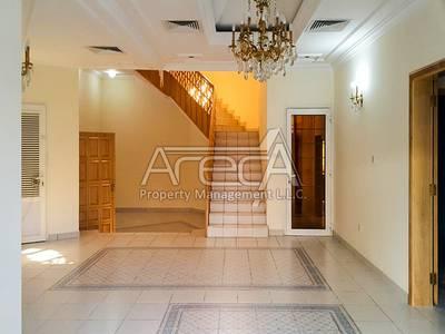 6 Bedroom Villa for Rent in Airport Street, Abu Dhabi - Beautiful 6 Master Bed Villa Private Pool! Airport Road Area Rental