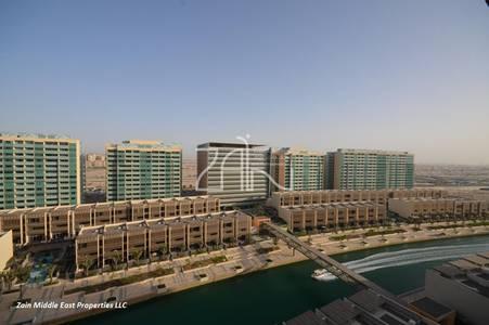 1 Bedroom Flat for Rent in Al Raha Beach, Abu Dhabi - High Floor Huge 1 BR Apt with Appliances