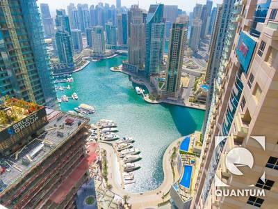 3 Bedroom Apartment for Rent in Dubai Marina, Dubai - Large 3 Bed |  Sea View |  Vacant