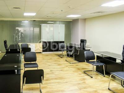 Office for Rent in Al Nahda, Dubai - Fully Furnished Spacious Office Space