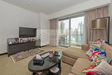 1 Bedroom Apartment for Sale in Dubai Marina, Dubai - Fully Furnished |1 Bedroom | Marina View