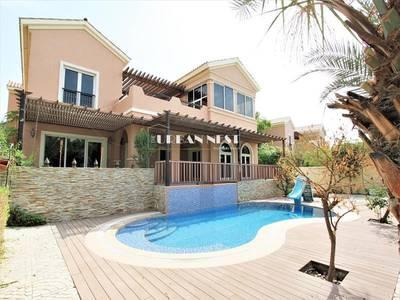 5 Bedroom Villa for Rent in The Villa, Dubai - Vacant 5 Bed Villa | Pool + Maintenance! (TVP-R-0009)