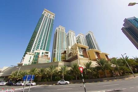 1 Bedroom Flat for Rent in Al Reem Island, Abu Dhabi - Available 1 BR Apartment in Burooj Views