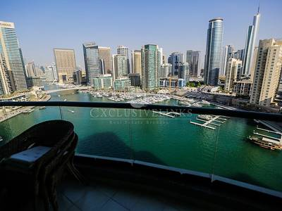 3 Bedroom Flat for Sale in Dubai Marina, Dubai - 3 Bedrooms ! Panoramic Views ! Dont Miss