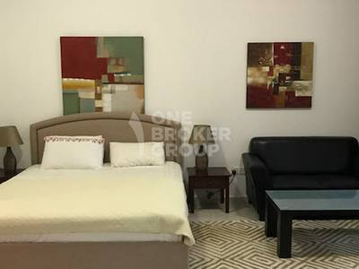 Studio for Rent in Discovery Gardens, Dubai - Furnished Studio Apt