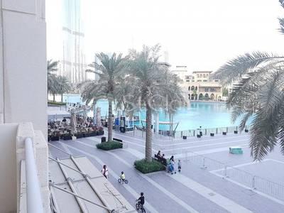 3 Bedroom Apartment for Rent in Downtown Dubai, Dubai - Duplex Villa 3BR+M |Burj & Fountain View