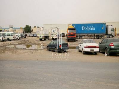 Plot for Sale in Ajman Industrial, Ajman - Huge Commercial Plot For Sale in Ajman 1
