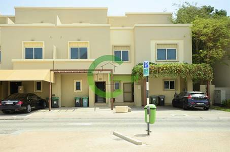 2 Bedroom Villa for Rent in Al Reef, Abu Dhabi - 2BR Villa in Arabian with Covered Parking
