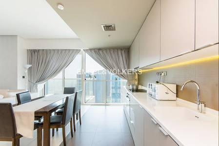2 Bedroom Apartment for Sale in Dubai Marina, Dubai - Exclusive|High floor|Vacant|Keys with me