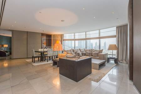 2 Bedroom Apartment for Rent in Downtown Dubai, Dubai - Armani Casa Interiors Furnished 2BR!