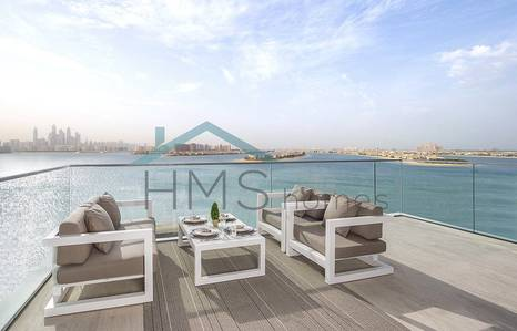 3 Bedroom Penthouse for Sale in Palm Jumeirah, Dubai - 360 Panoramic Views | Attractive Payment Plan