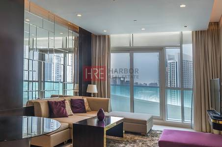 1 Bedroom Flat for Sale in Downtown Dubai, Dubai - Brand New Fully Furnished 1BR Apt. in Upper Crest