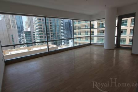 3 Bedroom Apartment for Sale in Dubai Marina, Dubai - Spacious 3 BR + Maids Room in La Riviera