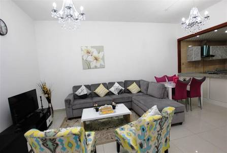 1 Bedroom Apartment for Rent in Dubai Marina, Dubai - FULL FURNISHED One Bedroom with Balcony in Marina Pinnacle for RENT