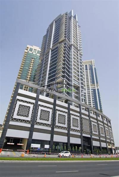 1 Bedroom Apartment for Sale in Dubai Marina, Dubai - RENTED - 1BR For Sale In Skyview Tower Dubai Marina