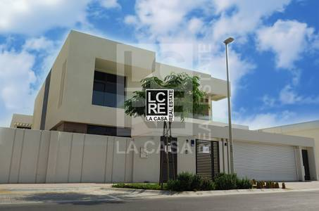 فیلا  للبيع في جزيرة ياس، أبوظبي - Luxurious and huge 5 Br in west Yas Island
