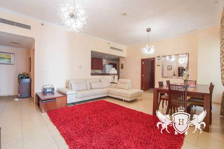 1 Bedroom Apartment for Rent in Jumeirah Beach Residence (JBR), Dubai - Neat and Clean | Furnished 1 bedroom | Rimal 3