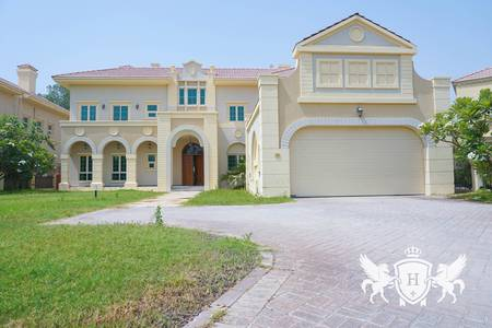 5 Bedroom Villa for Rent in Jumeirah Islands, Dubai - Landscaped Garden 5 Bed I Private Swimming-pool