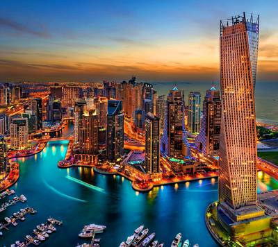 Building for Sale in Dubai Marina, Dubai - Under Construction | Behind Marina Mall