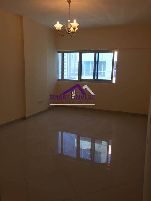 Beautiful 1 BR Apartment for rent in a brand new building in Dubai Silicon Oasis for 48K!