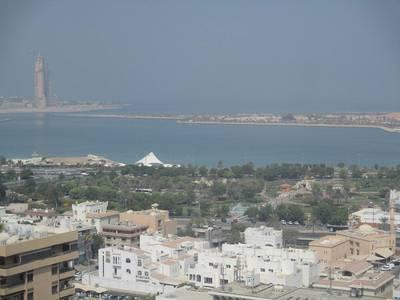 1 Bedroom Flat for Rent in Al Khalidiyah, Abu Dhabi - Sea View 1 Master BR with Parking in Khalidiyah