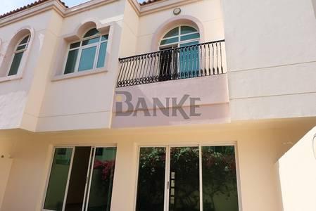 4 Bedroom Villa for Rent in Al Safa, Dubai - Spacious and Bright 4 Bedrooms villa with a private garden