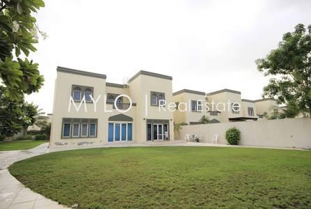 3 Bedroom Villa for Rent in Jumeirah Park, Dubai - Big Corner plot Extended 3 Bedroom Small