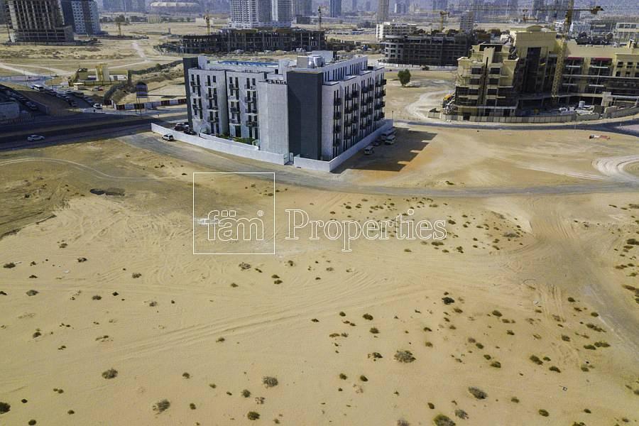 4.2 FAR Residential Plot in Arjan