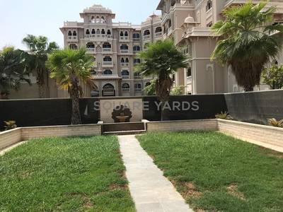 5 Bedroom Villa for Rent in Palm Jumeirah, Dubai - Elegant 5 BR+ Maid Villa Fully Furnished