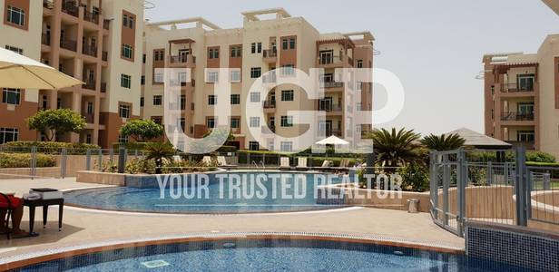 1 Bedroom Flat for Rent in Al Ghadeer, Abu Dhabi - Vacant now! 1 BR Up for Multiple Cheques