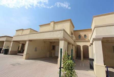 2 Bedroom Villa for Sale in The Springs, Dubai - 4M | Vacant | Road Facing| New Kitchen