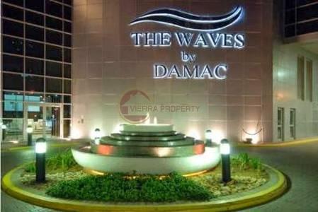 1 Bedroom Apartment for Rent in Dubai Marina, Dubai - Lavish Furnished 1 B/R in Waves by DAMAC