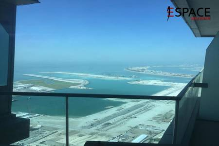 2 Bedroom Apartment for Rent in Dubai Marina, Dubai - Best Layout - Marina and Golf Course Views
