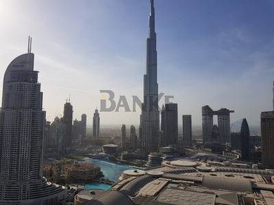 2 Bedroom Apartment for Sale in Downtown Dubai, Dubai - Address Fountain Views 1- 2 Bedroom Burj & Fountain View