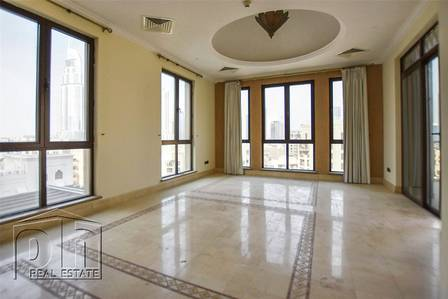 4 Bedroom Apartment for Sale in Old Town, Dubai - | OT Specialist | Penthouse | 4Bed+M+S |