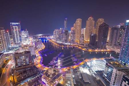 1 Bedroom Flat for Sale in Dubai Marina, Dubai - New Building|1BR Partial Marina|Chiller Free