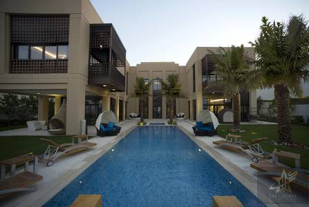 7 Bedroom Villa for Sale in Mohammad Bin Rashid City, Dubai - UNIQUE ARABIC STYLE MANSION for SALE