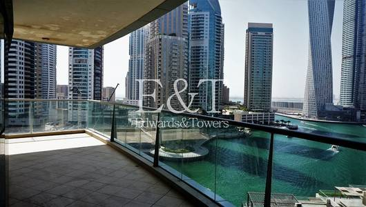 3 Bedroom Apartment for Sale in Dubai Marina, Dubai - Exclusive:Breathtaking View