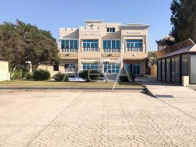 4 Bedroom Villa for Sale in Marina Village, Abu Dhabi - Hot Deal! Exquisite Sea Front 4 Bed Royal Marina Villa