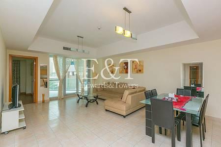 1 Bedroom Flat for Rent in Dubai Marina, Dubai - Marina View | Spacious | Close to Metro