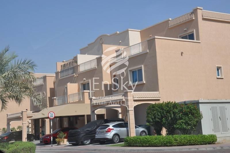 Single Row villa perfect for investors.