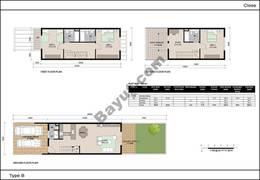 Ground and 1st Floor Type B