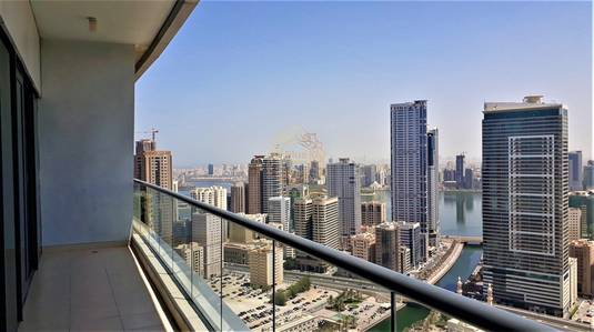 3 Bedroom Apartment for Rent in Al Mamzar, Sharjah - Luxurious Chiller Free 3BHK All Rooms Master 76K