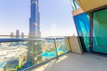3 Bedroom Apartment for Sale in Downtown Dubai, Dubai - Cheapest Large 3Bedroom + Maid High Floor