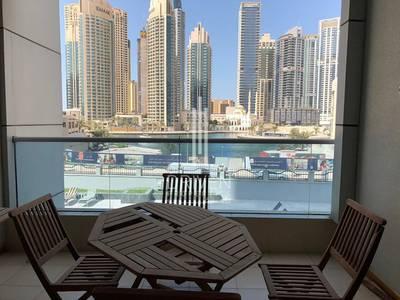 2 Bedroom Flat for Rent in Dubai Marina, Dubai - Full Marina Views   2 Bedroom With Study