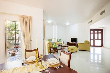4 Bedroom Villa for Rent in Al Sufouh, Dubai - Resort like Community Close to the Beach
