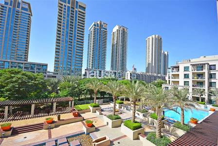 3 Bedroom Flat for Rent in The Views, Dubai - Great Layout | Courtyard View | Vacant |