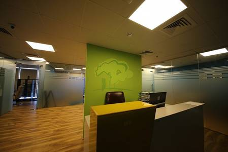 Office for Sale in Dubai Silicon Oasis, Dubai - INVESTMENT OPPORTUNITY FITTED OFFICE IN DUBAI SILICON OASIS